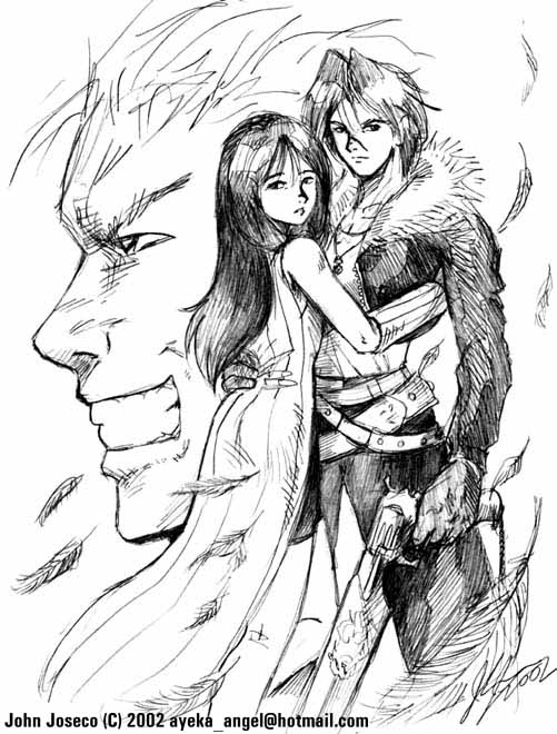 Squall And Rinoa Fanfiction Squall And Rinoa 102 kb
