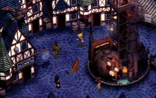 It makes sense, this game is going to be HUGE. - Final Fantasy VII ...